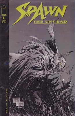 Spawn The Undead Issue 6 Nov 1999 The Wind that Shakes the Barley Part 2