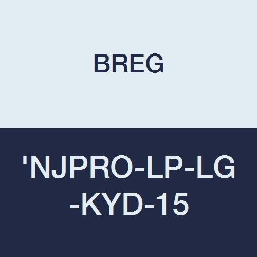 BREG 'NJPRO-LP-LG-KYD-15 Ninja Pro, Low, L
