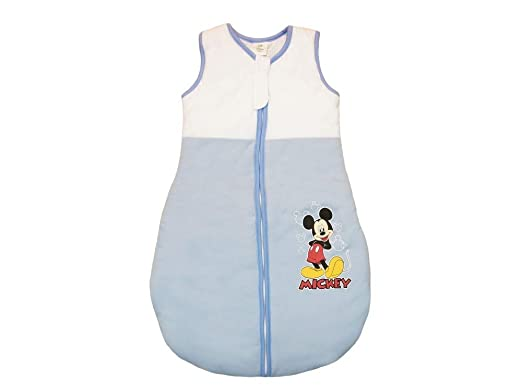 Disney Mickey Schlafsack blau