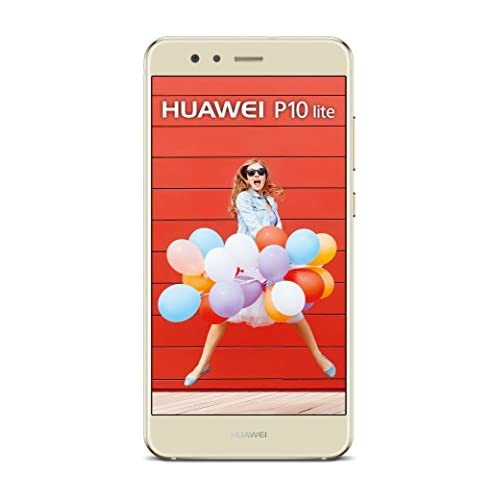 chollos oferta descuentos barato Móvil Huawei P10 Lite Dorado