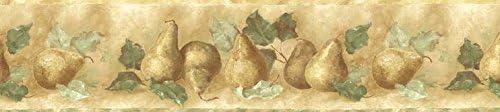 梨果物壁紙ボーダーka75877