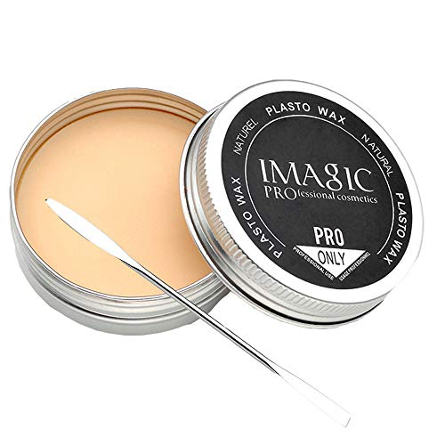 CCbeauty Professional Special Effects Stage Makeup Wax Fake Wound Moulding Scars Prosthetics,#1
