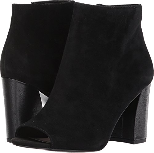 (Nine West Women's Haywood, Black Suede, 8.5 Medium US)
