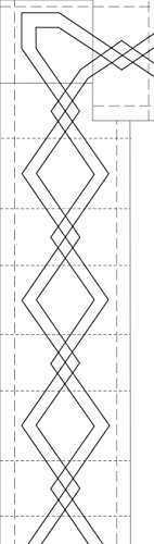 Borders Made Easy Pattern 107