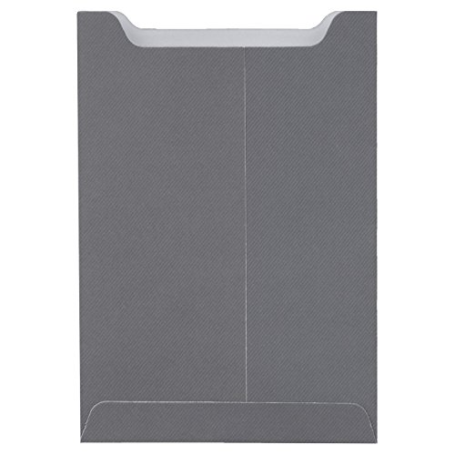 Travelon Safe ID RFID Protected Passport Sleeve Set of 2 Gray