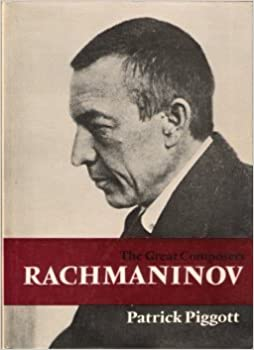 The Great Composers: Rachmaninov Cover Art