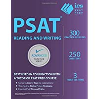 PSAT Reading and Writing Practice Book (Advanced Practice Series)