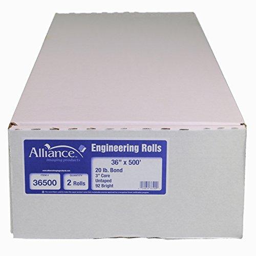 Alliance Paper Rolls, Bond Engineering, 36