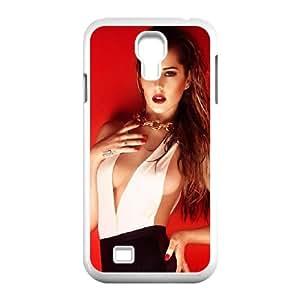 Custom Cover Case Fashion Cheryl Cole Time For Samsung Galaxy S4 I9500 SXSWC947766