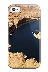 New Style CaseyKBrown Glen Canyon Utah Premium Tpu Cover Case For Iphone 4/4s