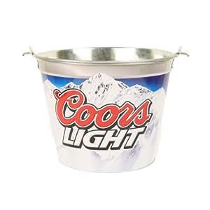 Coors Light Beer Bucket