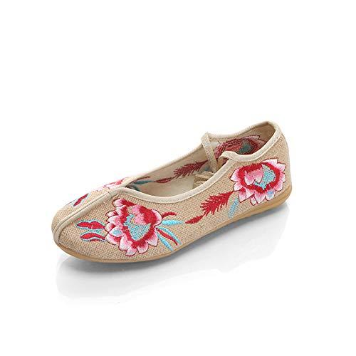 Marron Chaussures EU Taille ZHRUI Marron coloré 38 YxwqUgw