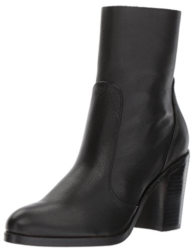 Splendid Women's Roselyn Mid Calf Boot, Black 2, 5.5 M US (Black Pump Calf Boot)