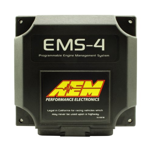 AEM 30-6905 EMS-4 Universal Stand Alone Engine Management (Aem Engine Management System)