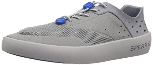 Sperry Men's Flex Deck CVO Ultralite Sneaker, Grey, 11 M US