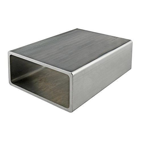 80/20 Inc., 8121, Structural Shape, 1.5'' x 3'' Rectangle Tube x 48'' Long Mill Finish by 80/20 Inc