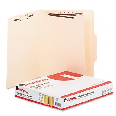 UNV10300 - Universal Manila Classification Folders