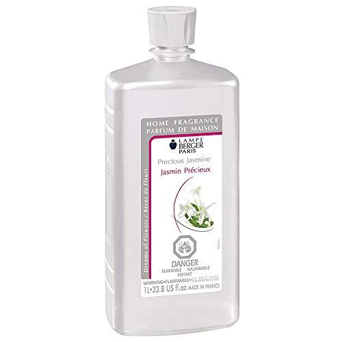 (Lampe Berger Fragrance, 33.8 Fluid Ounce, Precious Jasmine)