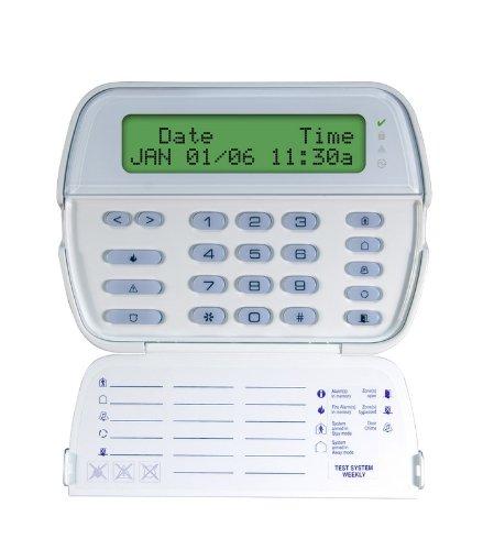 DSC PowerSeries PK5500 Alarm Keypad by Tyco