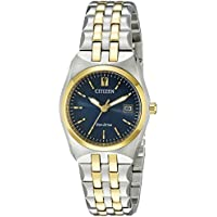 Citizen Women's Eco-Drive Stainless Steel Watch with Date, EW2294-53L