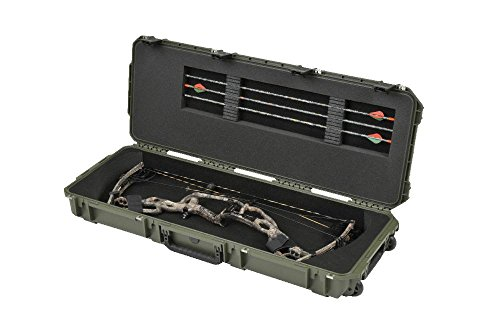 Parallel Limb Bow (SKB Cases iSeries 4214 Parallel Limb Bow Case, Military Green)