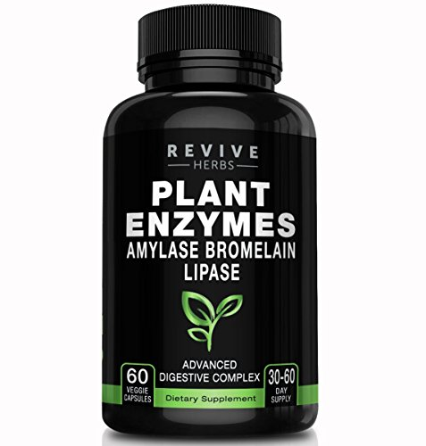 Advanced Plant Based Digestive Enzymes product image