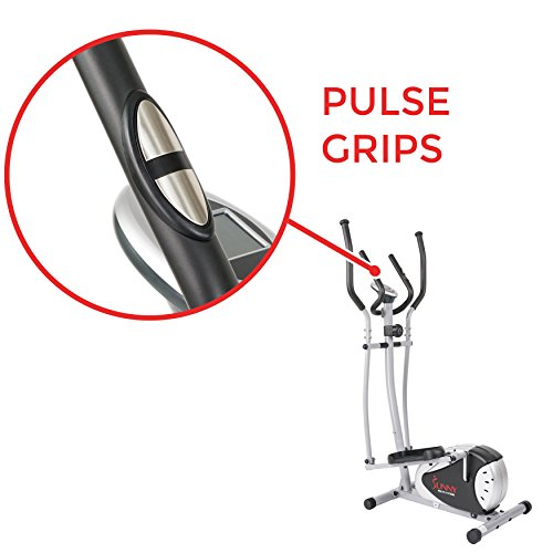 Magnetic Elliptical Machine Trainer by Sunny Health & Fitness - SF-E905 by Sunny Health & Fitness (Image #6)