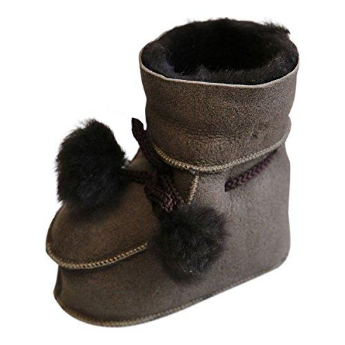 Hollert German Leather Fashion Baby Lammfellschuhe PUMMELCHEN ... Jeder beschriebene Artikel ist verfügbar