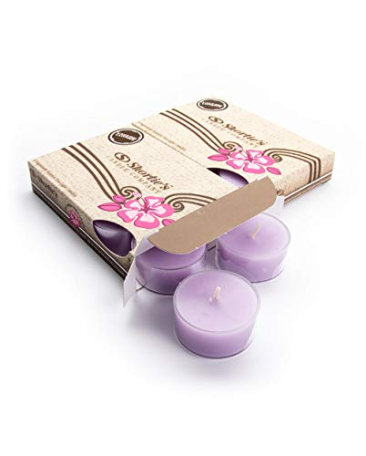 English Lavender Tealight Candles Scented product image