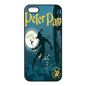 WAGT Peter pan Case Cover For iPhone 5S Case