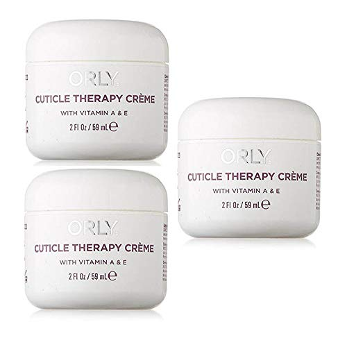 Orly Cuticle Therapy Creme With Vitamin A & E 2 oz (3 - Orly Cuticle Care