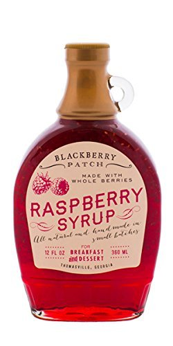 - Blackberry Patch, Syrup Raspberry, 12 Fl Oz