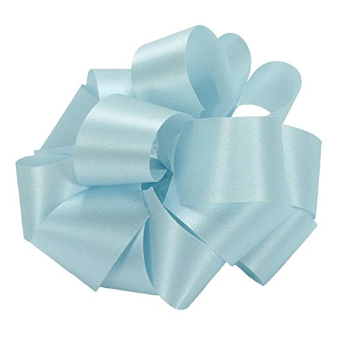 Berwick Offray Lion Sea Maid Satin Acetate Ribbon-1-5/16 X 100yds-Blue Ribbon