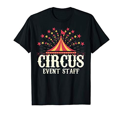 Circus Event staff shirt