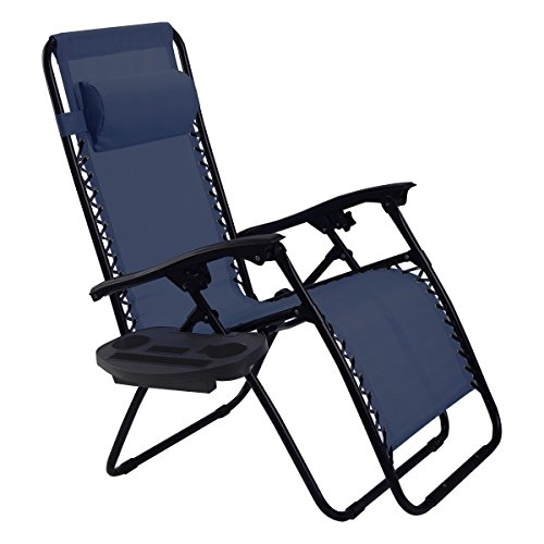 zero gravity chair with tray - 7
