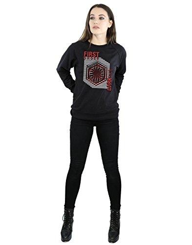 Star Negro De Last The Wars Mujer Entrenamiento Dark Jedi Side Camisa Av8tvqr6wx
