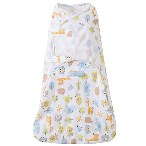 Halo-Swaddlesure-Adjustable-Swaddling-Pouch