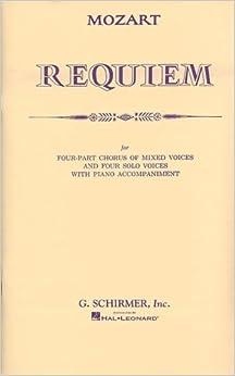 Book Requiem (Choral Large Works)