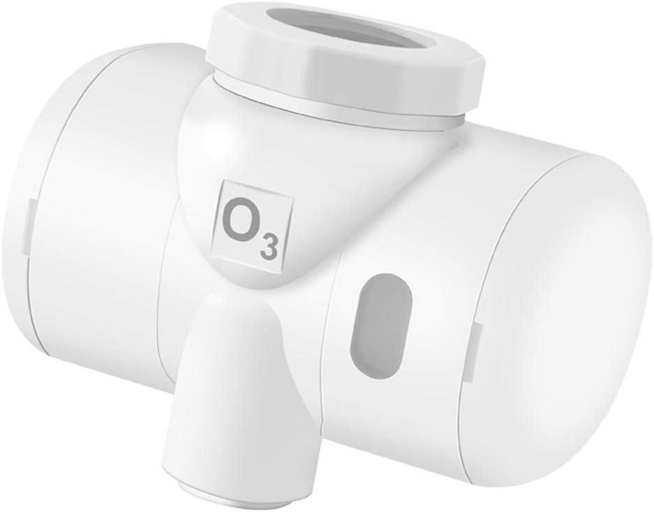 Bediffer Filtro Frontal, Filtro de ozono Fuerte Multifuncional, fácil de Usar Accesorio purificador de Agua Exquisito Viaje de Cocina Duradero para el hogar
