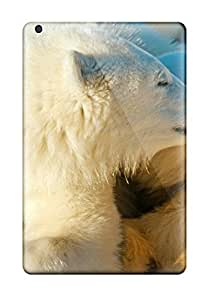 New Style Case Cover Protector Specially Made For Ipad Mini Polar Bears In Love