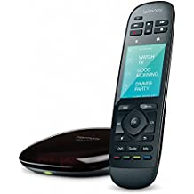 Logitech 915-000237 - Harmony Ultimate Home Touch Screen Remote - Black (Certified Refurbished)