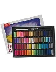 Inscribe Pastelset, zacht, 24 kleuren, 64 Colours, gesorteerd, 1