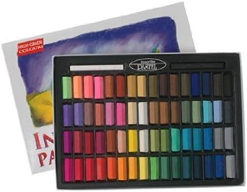 Inscribe Pastell-Set, weich, 24 Farben