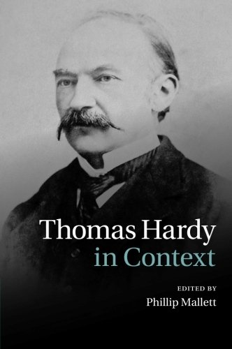 Thomas Hardy in Context (Literature in Context)