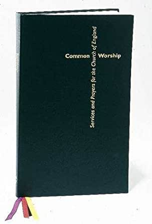 common worship pastoral services pdf