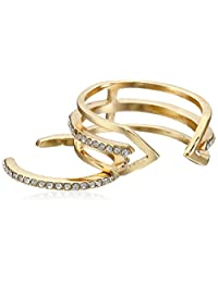 Jules Smith Pave Arrow Stackable Ring