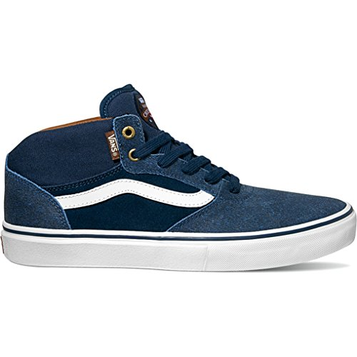 Vans Gilbert Crockett Pro Mid (xtuff) dress blues Fall Winter 2016 - 13