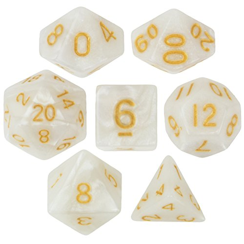 Die Polyhedral Dice Set Forbidden
