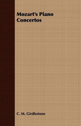 Read Online Mozart's Piano Concertos ebook