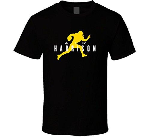 Tshirtshark Air James Harrison Pittsburgh Football Player Fan Parody T Shirt XL Black